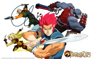Thundercats  on New Thundercats