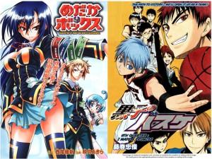 Medaka Box e Kuroko no Basuke