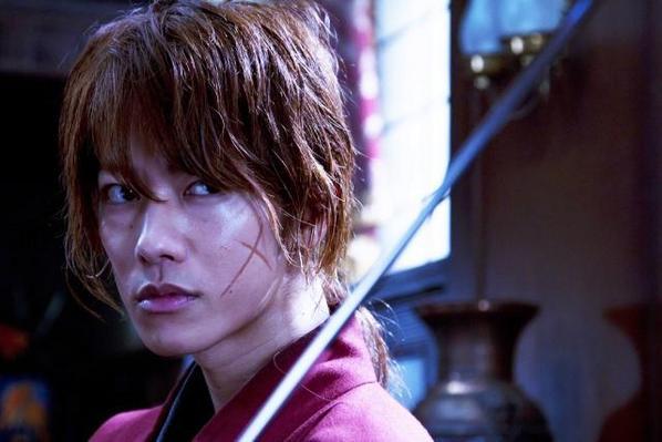 filme samurai x