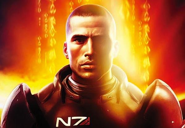 Mass Effect Anime