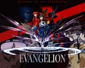evangelion capa