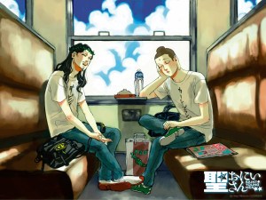 saint young men